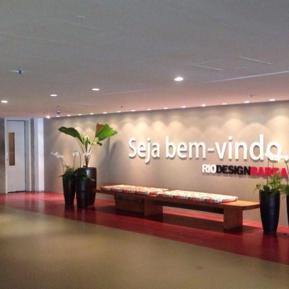 Projeto para o Valet Rio Design Barra
