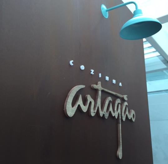 Projeto de Obra e Construção para o Restaurante Artagão
