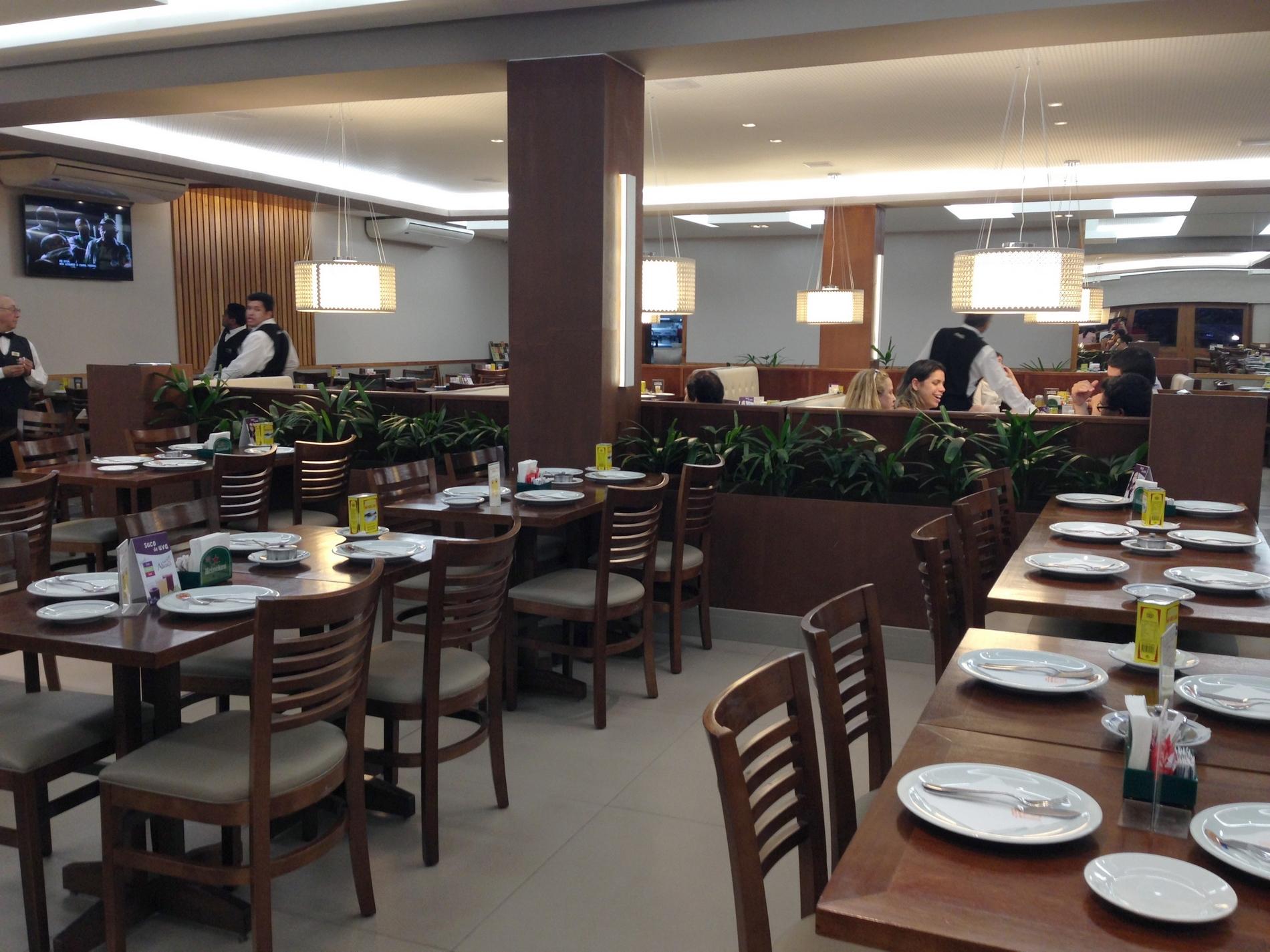 Projeto Obra Comercial - Restaurante Siri