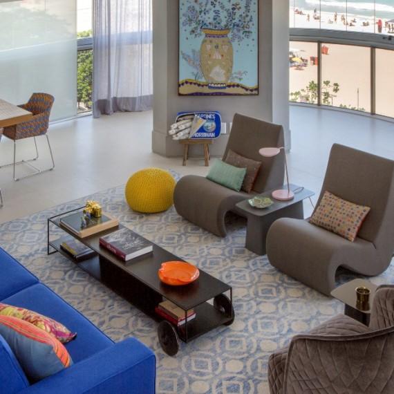Projeto Residencial, por Paula Neder - Construtora Alcance