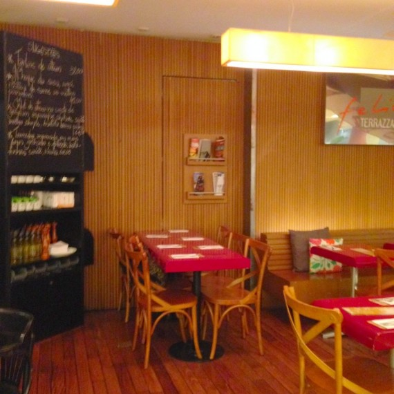 Projeto Felice Café Restaurante