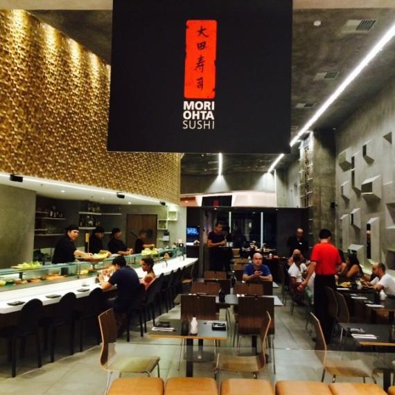 Mori Sushi Projeto Alcance