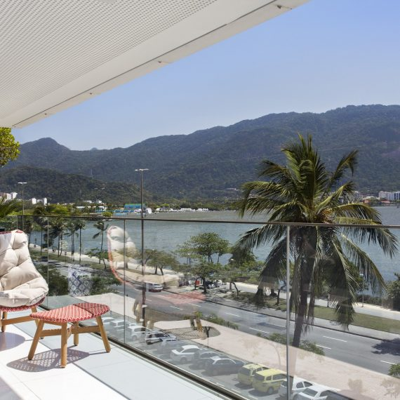 Projeto Roberta Devisate | Apartamento na Lagoa Rodrigo de Freitas